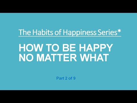 HOW TO BE HAPPY NO MATTER WHAT (Philippians 1:12-30) KC LIU