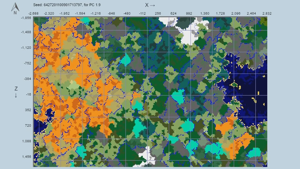 How to Easily Find Any Biome in Minecraft