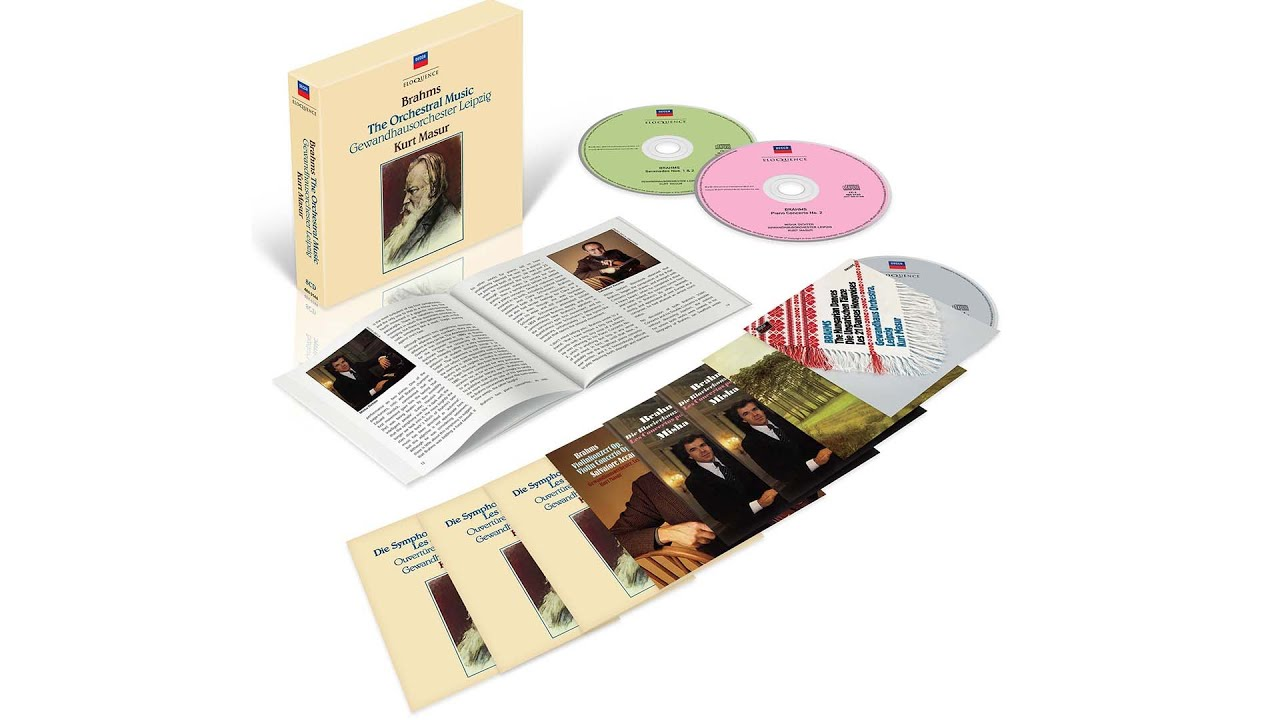 Eloquence Classics – Brahms