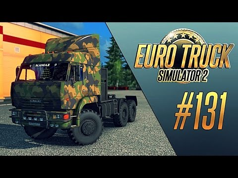 скачать мод на евро трек симулятор 2 камаз 65221 - фото 9