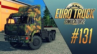 КамАЗ 65221 (Off-Road) - Euro Truck Simulator 2 - Суровая Россия Байкал R4 [#131]
