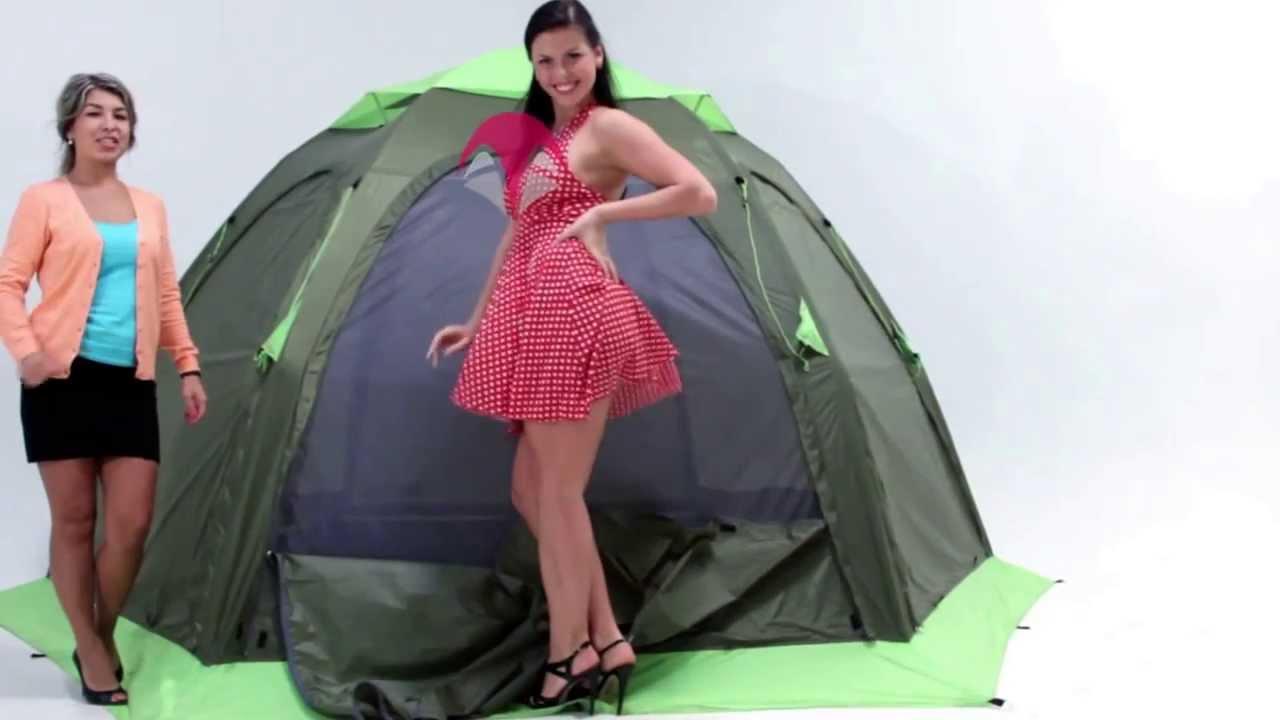 Девочка трахается в палатке фото 294-247
