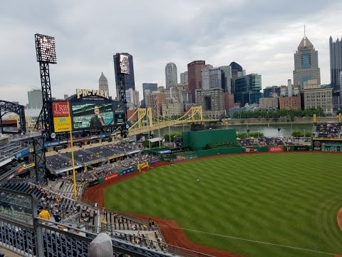 Pittsburgh Pirates PNC Park 2016