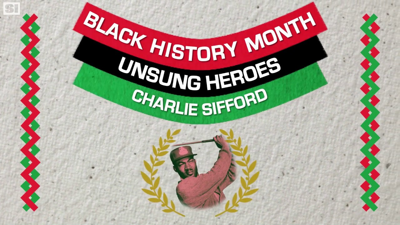Charlie Sifford, the PGA Tour's First Black Golfer | lack History Month