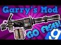 WYŚCIG O DZIAŁKO! | Garry's mod (Z Kumplami) #348 - GO FISH! (#5) /Zagrajmy w