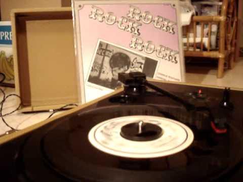 HERSHEL ALMOND - LET'S GET IT ON  45 RPM ROCKABILLY