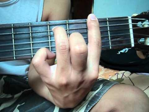 คอร์ด F#M7:Chord F#M7