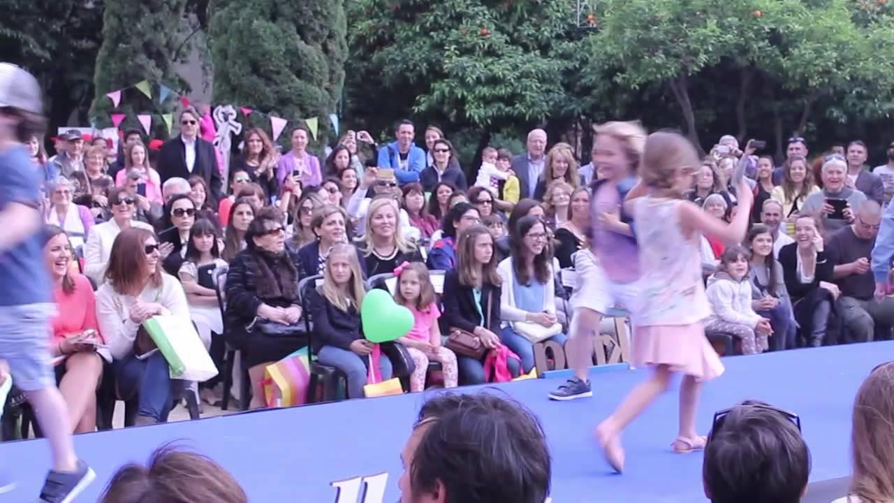 Para Pasarela Desfile Moda Y Infantil De Bañadores Niñospetitstylewalking6 PZXiuk