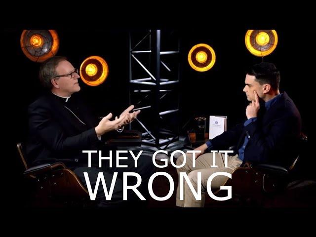 Why Ben Shapiro and Bishop Barron got it WRONG