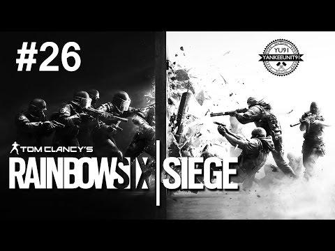 RAINBOW SIX Perfektes Beispiel wieso man ein Team braucht #26 Let´s Play Rainbow Six Siege