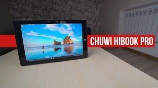 Неужели нормальный китайский планшет? Распаковка Chuwi HiBook Pro из banggood com