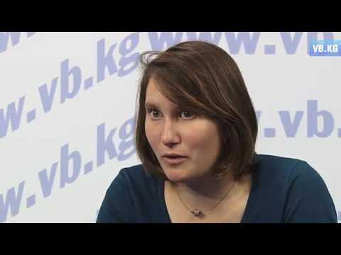 Interview  journal Bishkek - Julie Elsenberger
