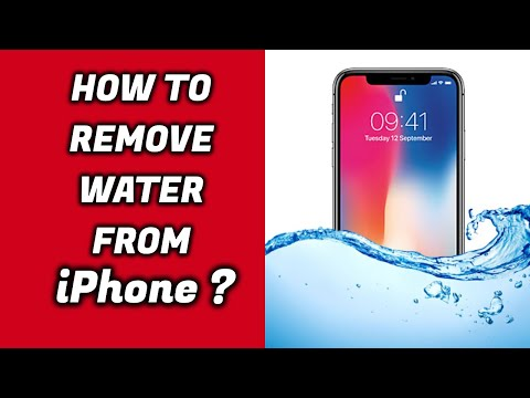 newest 1bc30 ca40c How to Remove water out of IPhone X/XS Speakers ! #2018 ( Will work ...