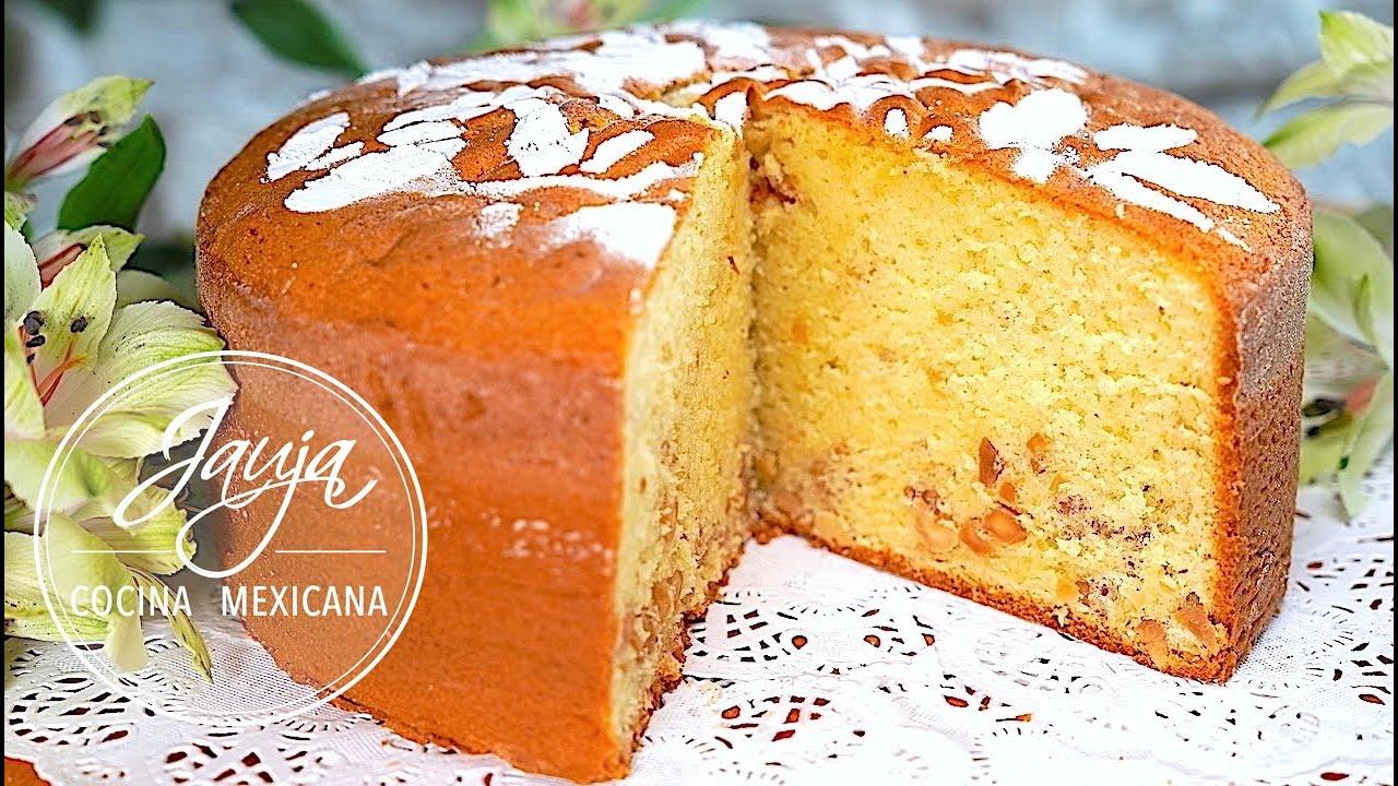 Pan Fino de Cacahuate (Maní) Perfecto para el Cafecito