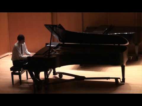 Kyle D Johnson, 2015 Piano Recital