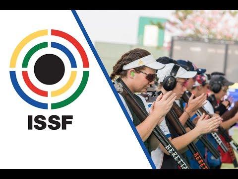 Trap Women Final - 2017 ISSF World Cup Final in New Delhi (IND)
