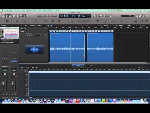 How I Make My YouTube Videos - Logic X + Audacity + After Effects
