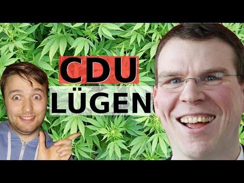 CDU CANNABIS FAKTEN EXPERIMENT