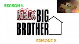 ROBLOX Big Brother Saison 4 Epsiode 2: Forfait soins, PoV, Expulsion, HoH, Forfait Soins