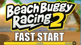 Beach Buggy Racing 2 Fast Start | How To  Fast Start In BB Racing 2