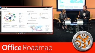 Roadmap of what's coming next in Office - with Julia White