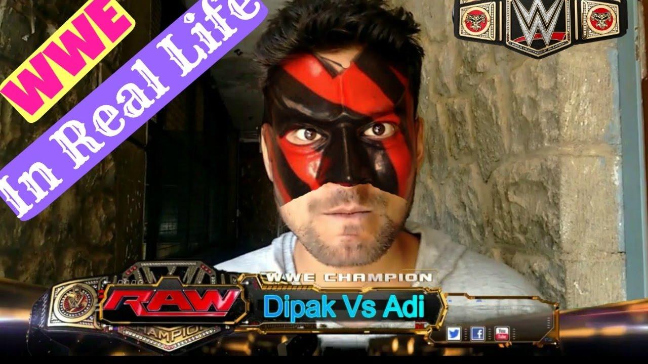 Download WWE Fever | Adi Girhe |