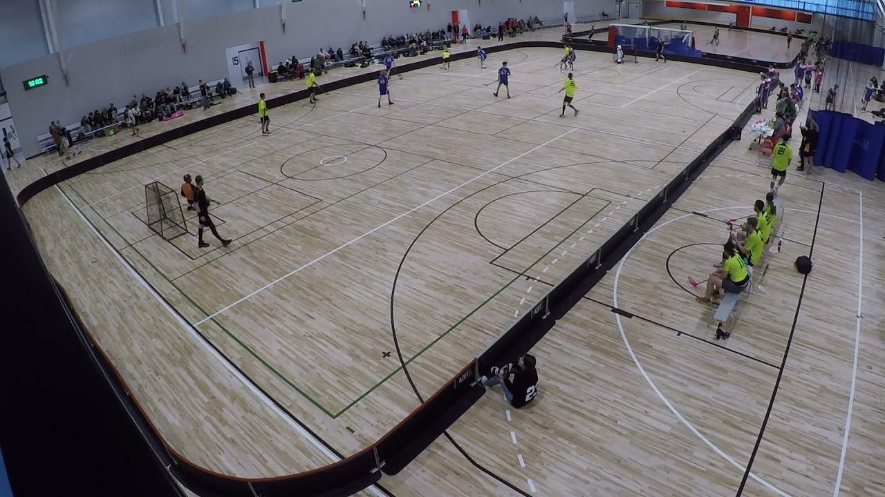 Download 2021 Christchurch Floorball Open Elite Day 2 Final -  Wellington Bays v Wellington Storm