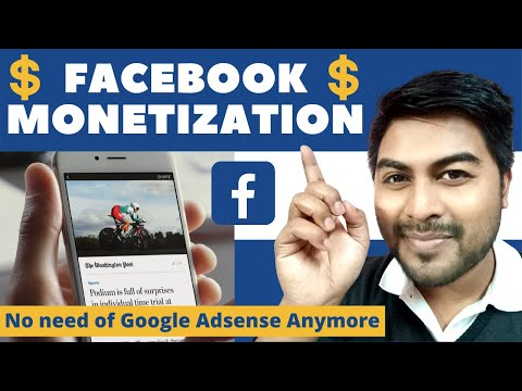 How to Earn from FACEBOOK by setting up Facebook Instant Article. A Google Adsense Alternative.