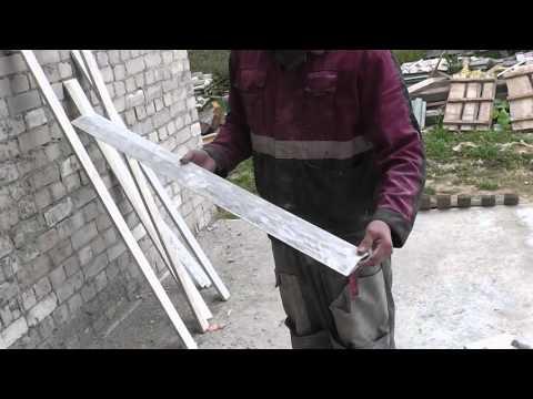 Чистить штукатурный инструмент  побыстрее и попроще