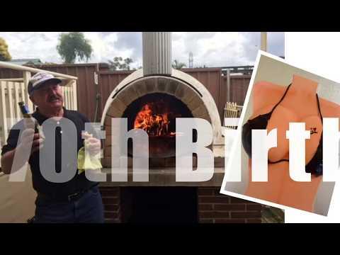 Slideshow Presentation for 70th Birthday