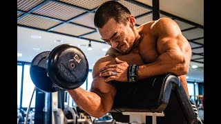 [개근질닷컴]보디빌딩 세계챔피언 김성환 등·이두운동 / Bodybuilding World Champion Kim Seong Hwan  back·arm workout