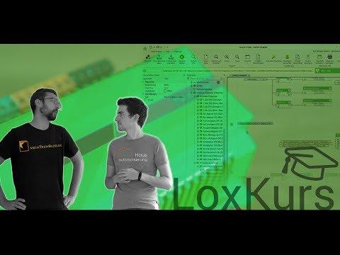 LoxKurs - Loxone Grundlagen-Kurs | haus-automatisierung.com [4K]