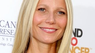 Gwyneth Paltrow: Put THIS In Your Vagina
