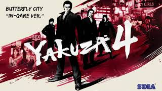 Yakuza 4 OST - Butterfly City ~in-Game ver.~