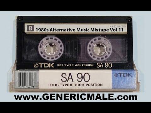 80s New Wave / Alternative Songs Mixtape Vol. 11