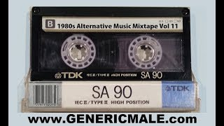 80s New Wave / Alternative Songs Mixtape Vol. 11