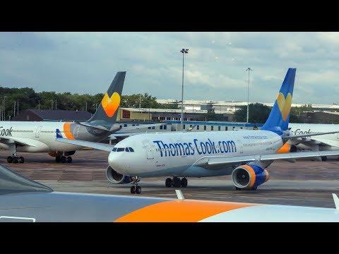 ✅  Thomas Cook liquidators land bids for UK airport slots