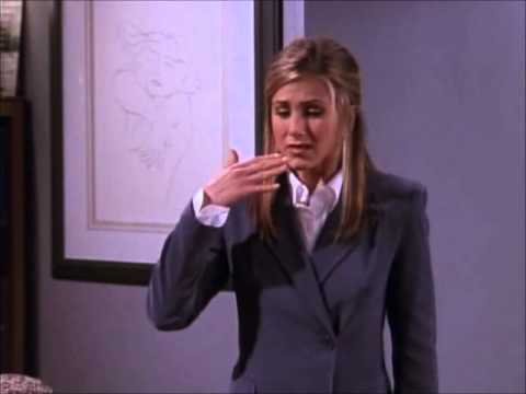 The One Where Rachel's Boss Doesn't Want to Lose Her - Friends Season 4