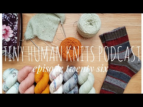 Episode 26 trip recap and new yarn bases