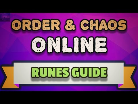 Order And Chaos Online - Tips And Tricks To Get Free Runes - Using Reward Websites !