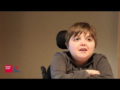 Hugo's Story - Easter Seals Alberta