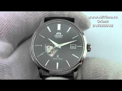 Обзор. Мужские японские наручные часы Orient DW08004B