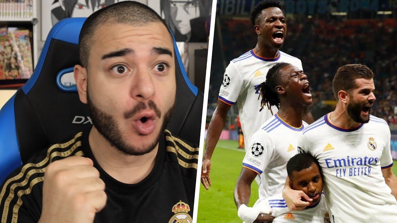 La jeunesse en folie ! (Inter Milan 0-1 Real Madrid)