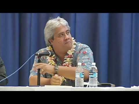 Priorities as mayor - Hawaii County Mayoral candidate forum in Kona (Aug. 2008)