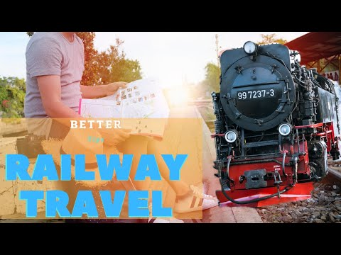 Better Rail Ride Trips - Tips