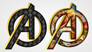 X8 in Corel Corel || 3d Logo bir Logo Oluşturma