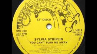 Sylvia Striplin - You Can