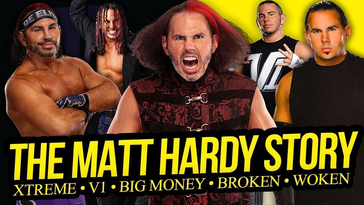 DIFFERENT VERSIONS | The Matt Hardy Story (Full Career Documentary)
