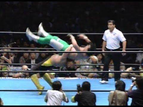Kenta Kobashi & Mitsuharu Misawa vs. Toshiaki Kawada & Akira Taue (December 3rd, 1993)