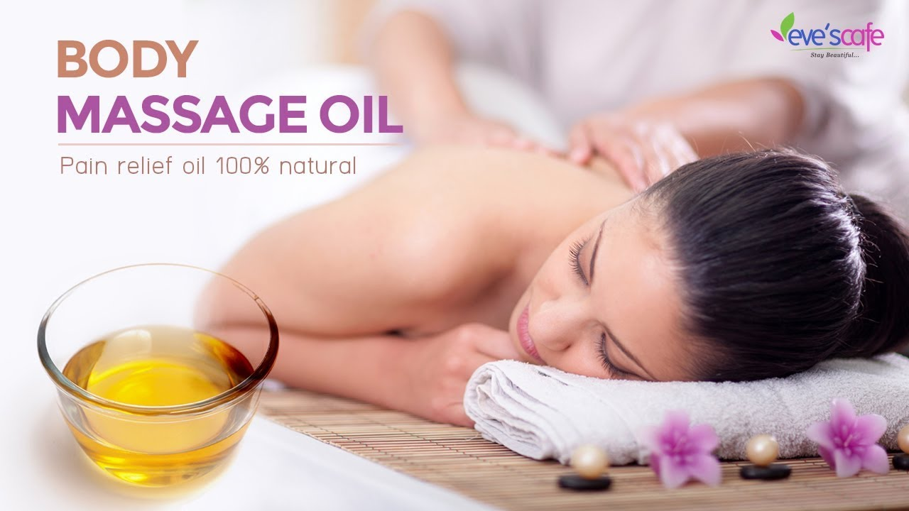 Body Massage Oil Pain Relief Oil  Natural Diy